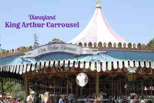 King Arthur Carrousel – Disneyland