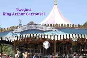 King Arthur Carrousel - Disneyland