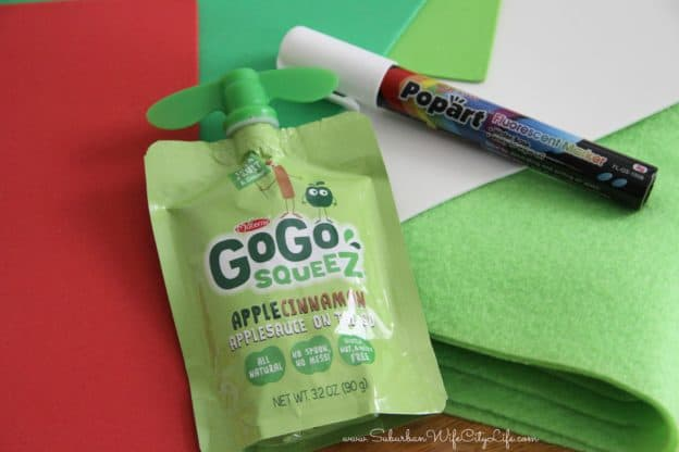 GoGo Squeez Costume Supplies