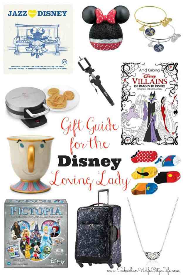 Gift Guide for the Disney Loving Lady