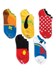 Mickey and friends socks