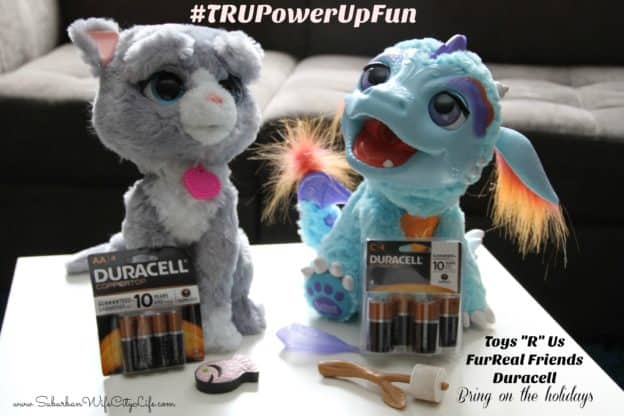 #TRUPowerUpFun Bring on the holidays #IC #AD