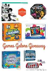 Games Galore Giveaway