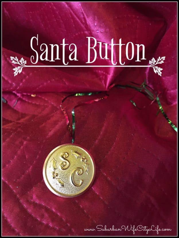 Santa Button