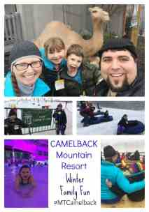 Camelback Mountain Resort is Winter Family Fun