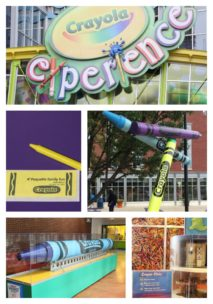 Crayola Experience in Easton, PA