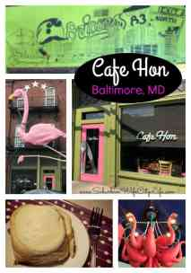 Cafe Hon in Baltimore, MD