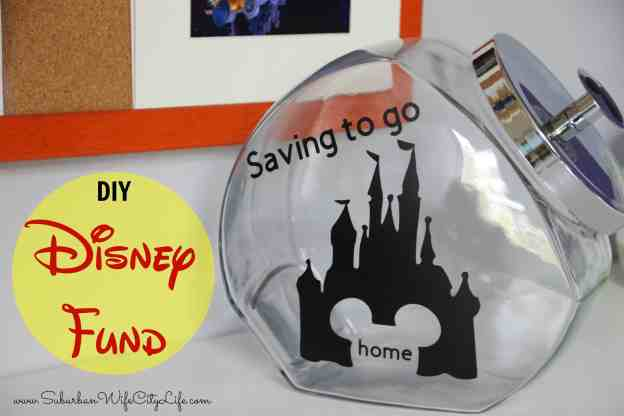 Disney Fund DIY