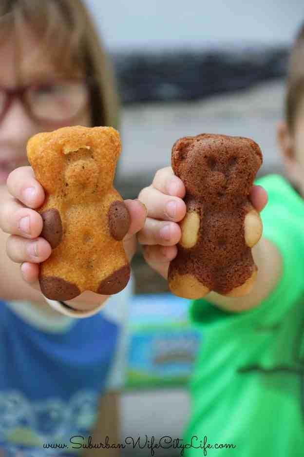 Teddy Soft Bake Snacktime