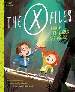 The X-Files Earth Children are Weird