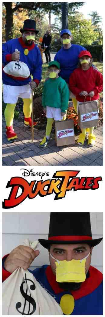 DuckTales Costume DIY