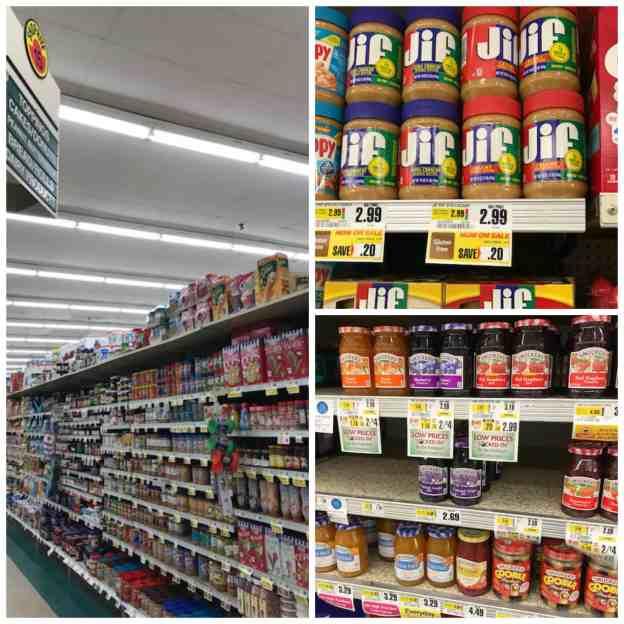 ShopRite Jif & Smucker's