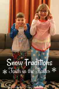 Snow Traditions – Faith in the Flakes