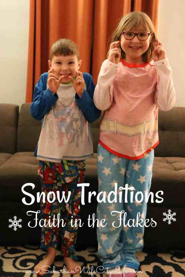 Snow Traditions Faith in the Flakes