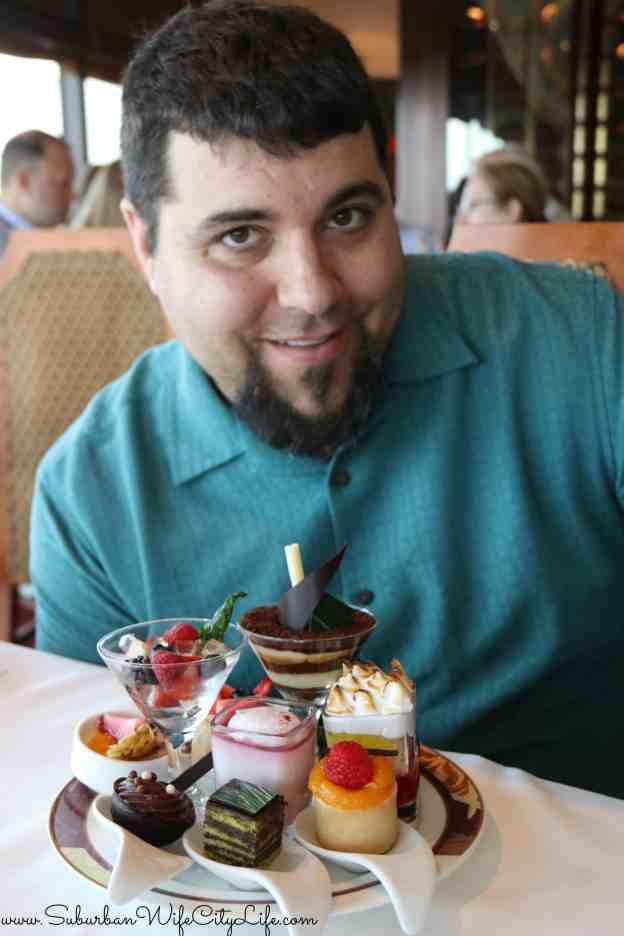 Palo Brunch Dessert