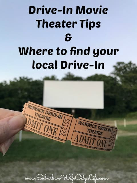 Drive-In Movie Theater Tips & Where to find your local Drive-In