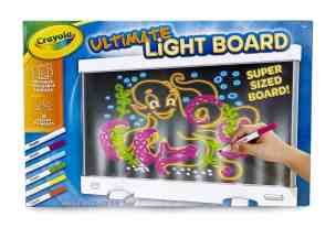 Crayola Light Board