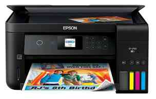 Epson's Cartridge Free Printer