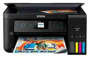 Epson's Cartridge Free Printer
