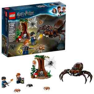 LEGO Harry Potter The Chamber of Secrets Aragog's Lair