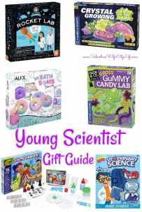 Young Scientist Gift Guide