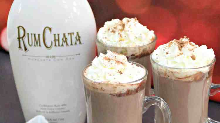 Rum Chata Hot Chocolate