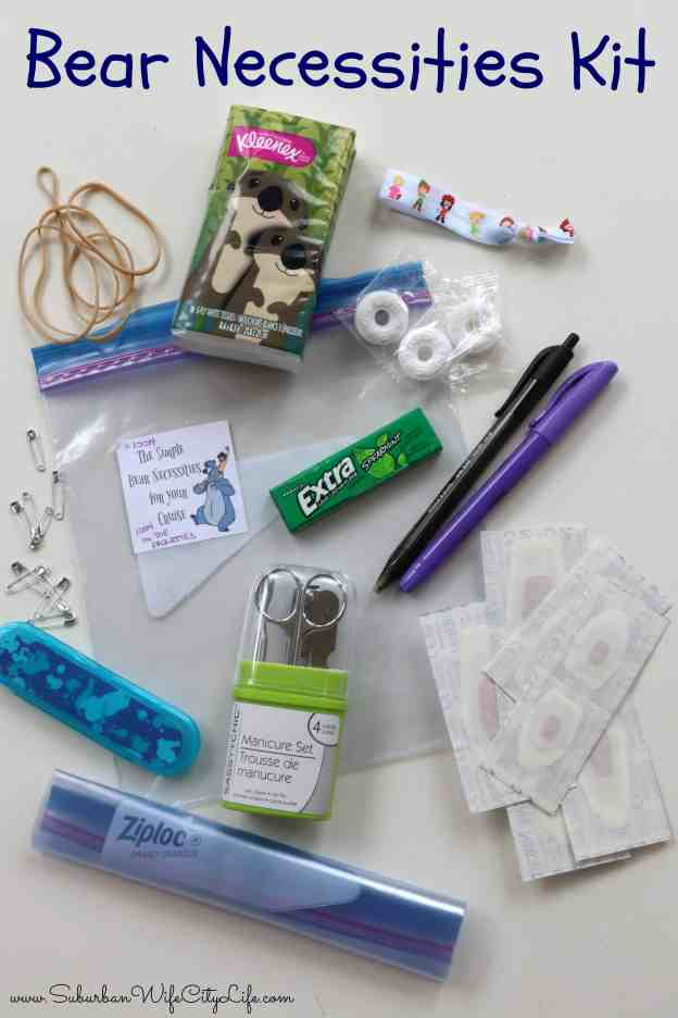 Bear necessities Kit - Fish Extender Idea