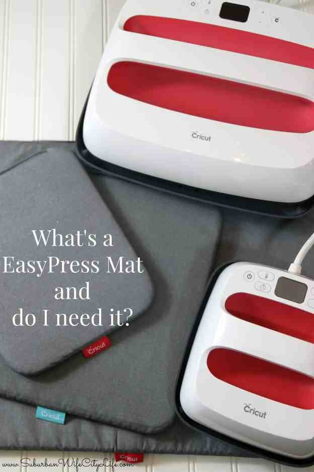 What's the EasyPress Mat and do I need it