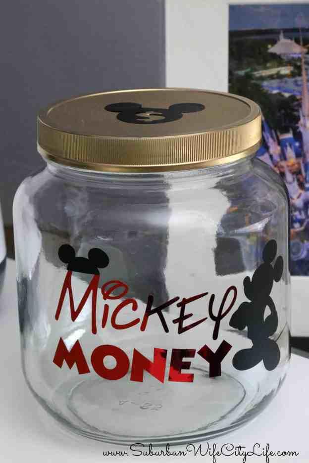 Disney Fund Mickey Money