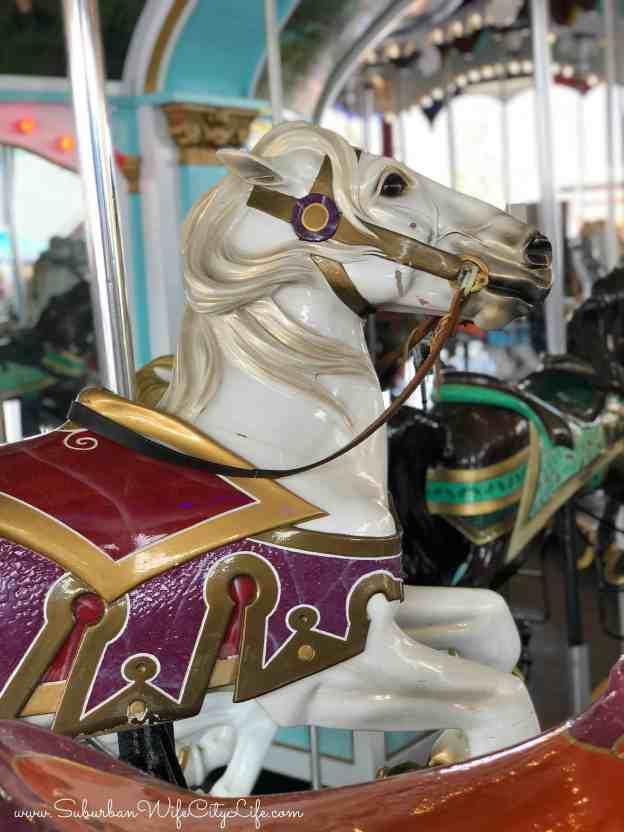 Hersheypark Carrousel Fun Facts
