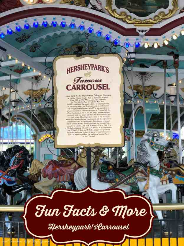 Hersheypark's Carrousel Fun Facts and More