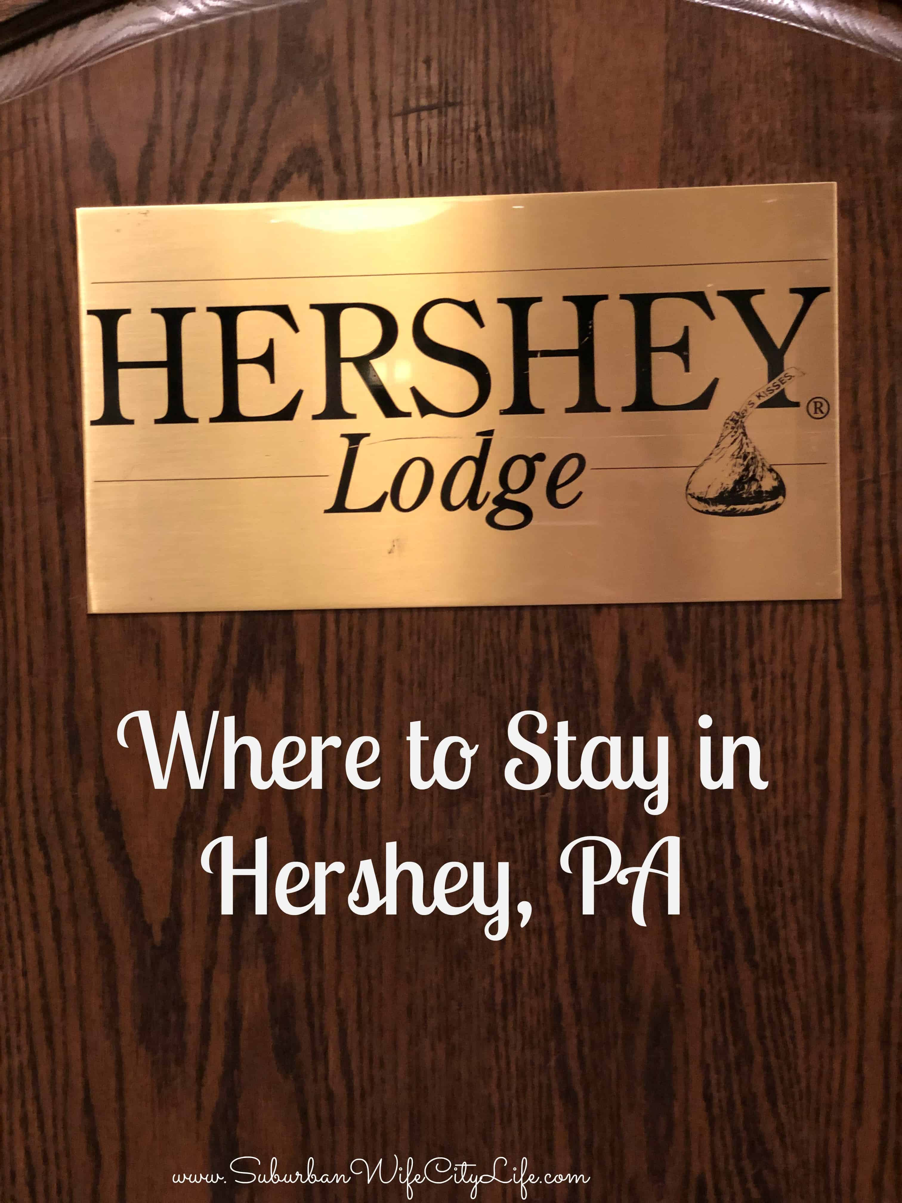 Where to stay in Hershey, PA Hershey Lodge