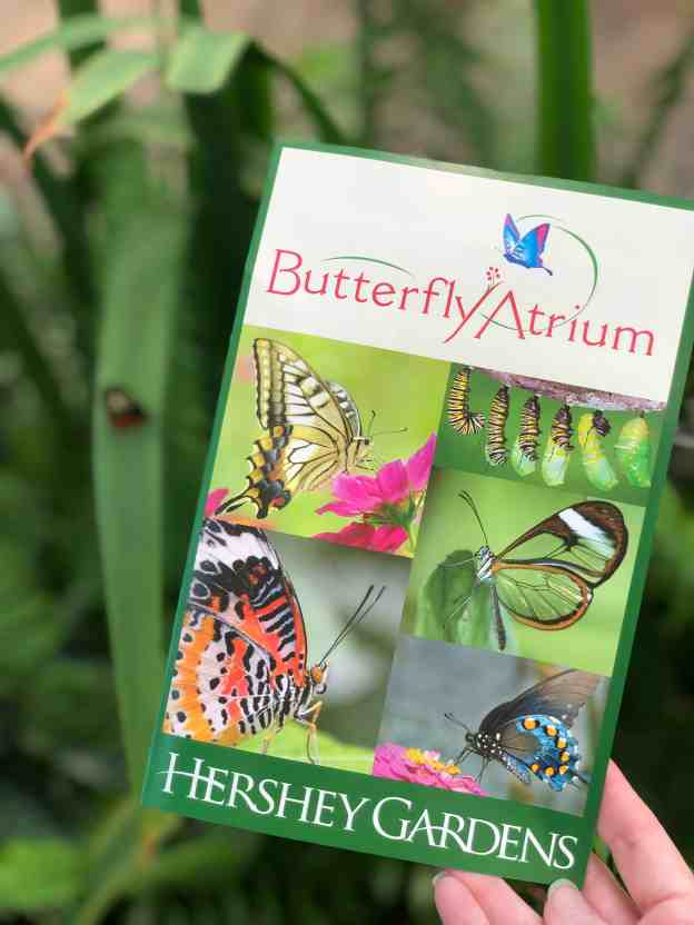 Hershey Gardens and Butterfly Atrium