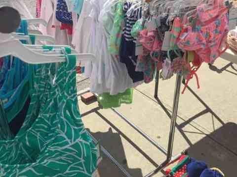 Englewood and Ridgewood Sidewalk Sales