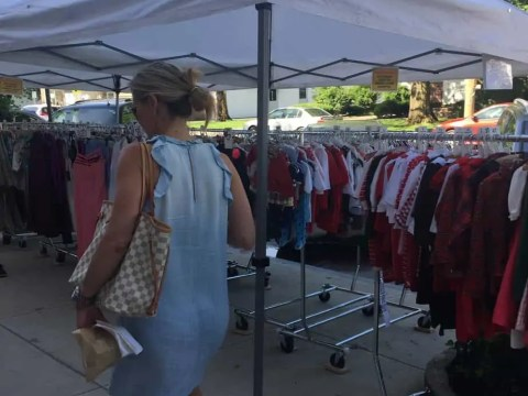 Sag Harbor, Mattituck and Sayville Sidewalk Sales