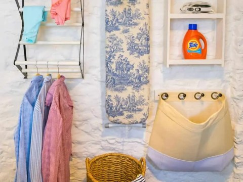 How to Organize Your Laundry Space