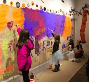 Annual Halloween Art Party @ Silvermine Arts Center