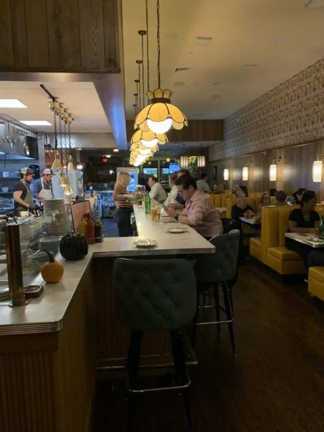 David DiBari Eugene's Diner and Bar