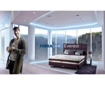 Springbed Therapedic tipe everst