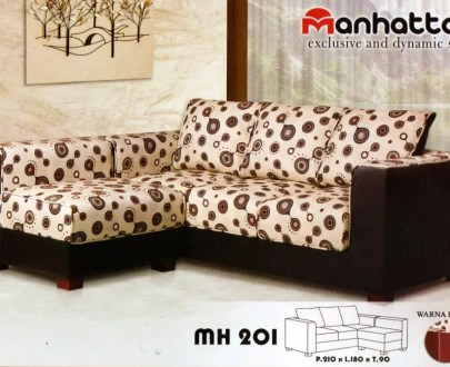Manhattan Sofa Type MH 201