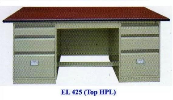 Elite Meja Kantor Besi type EL 425