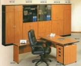 Aditech Meja Kantor Platinum Series 1