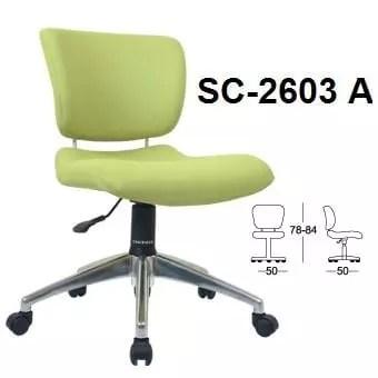 Chairman Kursi Sekretaris / Kerja type SC 2609 A