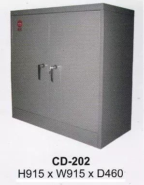 Daiko Lemari File Besi Pintu Buka type CD 202