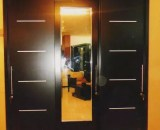 Deco Maju Lemari 3 pintu sliding type ALANA AOxxx