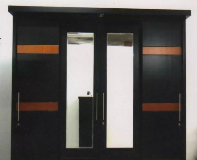 Deco Maju Lemari 4 pintu sliding type JNOVA IRxxx