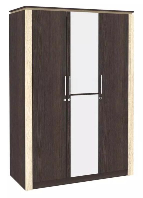 Lemari Pakaian 3 Pintu Expo type LP 1214