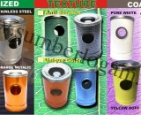 Fancy Dustbin Stainless 70008