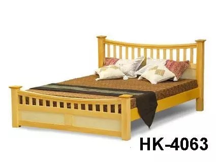 Hakari Ranjang Ganda Kayu type HK 4063 Q