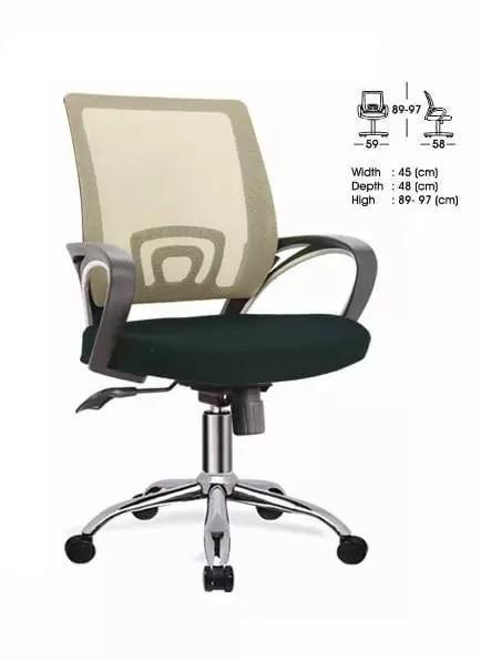 Indachi Kursi Manager type EASIO I CR